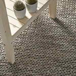 alfombra exterior yute
