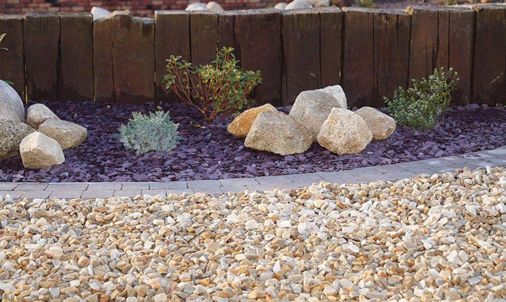 gaviones decorativos para el jard n y jardiner a Piedras para jard n las mejores ofertas y precios del 2019 Piedras decorativas  jardin baratas