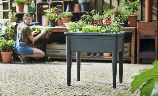 mesa cultivo plastico