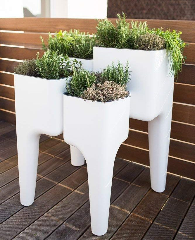 mesa cultivo diseño