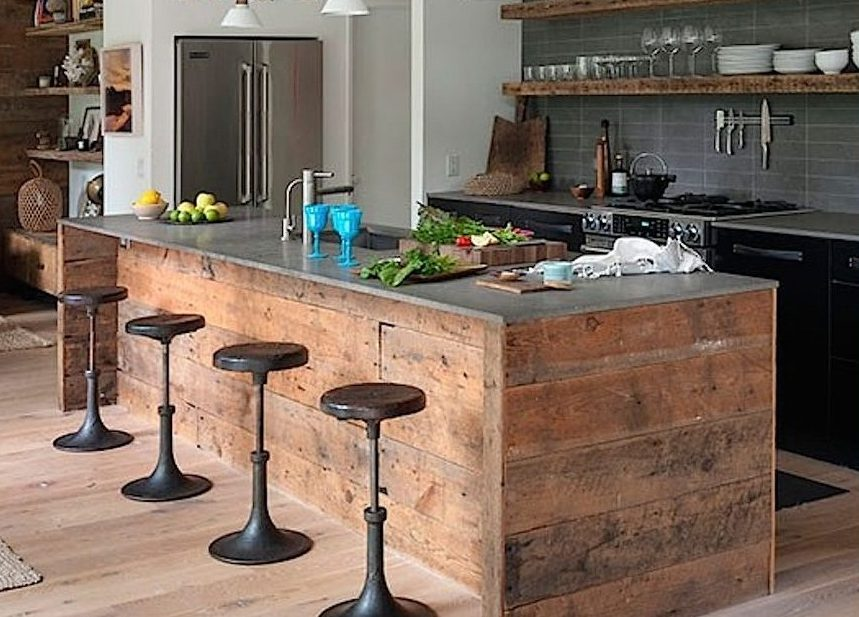 Muebles con palets mas de 99 ideas para hacer muebles con for Cocinas hechas con palets