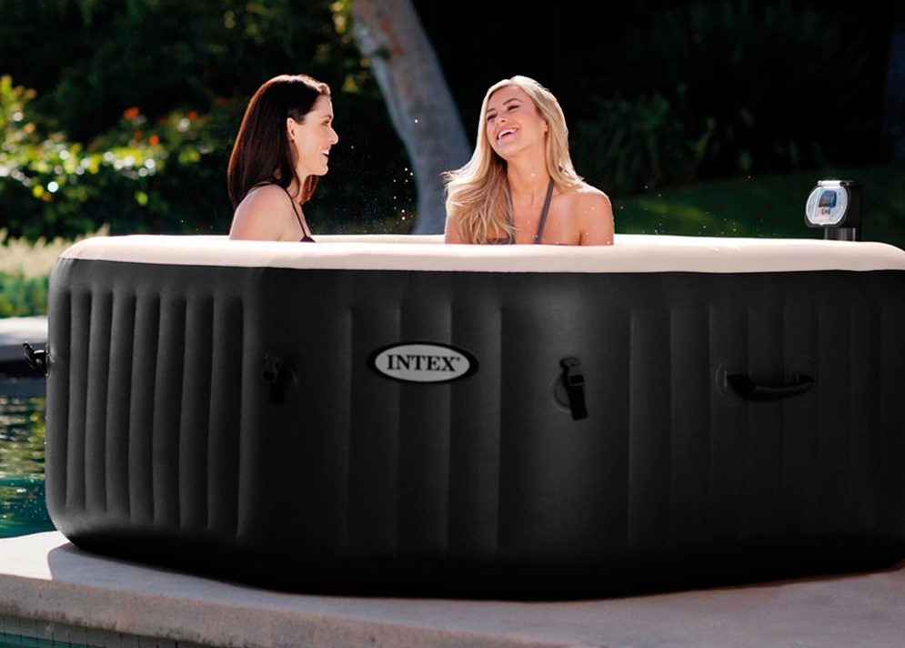 jacuzzi inchable