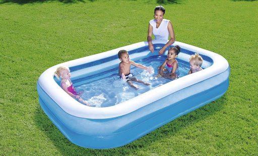 piscinha hinchable pequeña