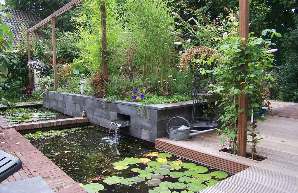 Decoraci n de jardines y terrazas mejores precios y for Decoracion exterior jardin contemporaneo