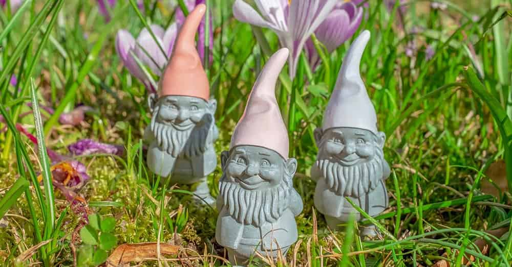 figuras para jardin